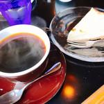 道 - 料理写真:『ロイヤルケーキセット』様(1080円)