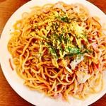 広野屋 - 料理写真:『やきそば(並)』様(550円)