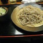 麺麺亭 そば御膳 - そば