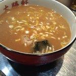 大阪 大勝軒 神山 - つけ麺(大盛り)つけ汁