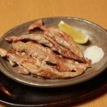 路地奥 なごみや - せせりの塩焼き ¥650