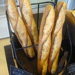 ファミーユ - 料理写真:バゲット