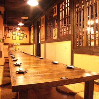 上野駅広小路口1分!*25名座敷個室有*個室もあります♪