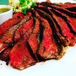 ワン タイム - 牛サガリのローストビーフ