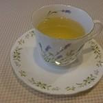 チミケップホテル - 朝食後もお茶