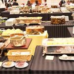 神戸ポートピアホテル - ビュッフェ