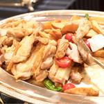 神戸ポートピアホテル - 鶏肉