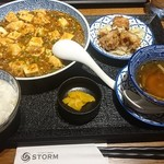 69005546 - 名物 陳麻婆豆腐ランチ