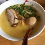 69008068 - 鶏白湯+煮卵