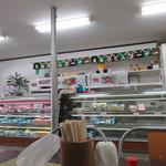 大谷製麺工場 - 元はケーキ屋さん?