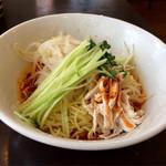 金門飯店 - ラージャン麺870円