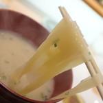 ひょうたん寿司 - 〆きしめん