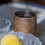 カフェ ラ ホヌ - ドリンク写真:冰鎮咖啡(つめたきコーフィ)