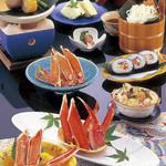 札幌かに家 - 7月季節のこしらえ「青桐」