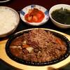 ソウル家 - 料理写真:プルコギ定食。