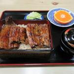 うなぎ・てんぷら長谷川 - 料理写真: