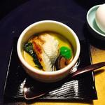龍洞 - 茶碗蒸し