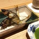 69019749 - 琵琶湖の鮎 蓼酢