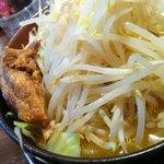 製麺所 豚とこむぎ - みそラーメン