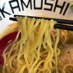 鶏 ソバ カモシ - 【2017年05月】鶏soba潮の麺アップ。