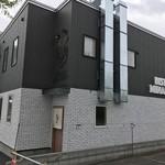 鶏 ソバ カモシ - 【2017年05月】店舗外観。
