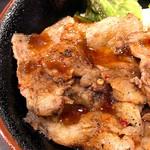 焼肉丼 たどん - うまいp(^_^)q