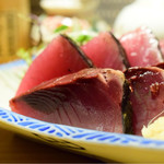botan - 料理写真:鰹 刺身(勝浦)@850円