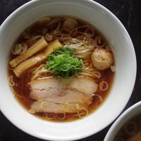 麺やBar 渦 - 醤油ラーメン「雅」