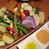 ヤサイスタイル - 料理写真:季節のお野菜ロースト(レギュラー)1,382円
