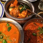 Dhaba India - カレー3種