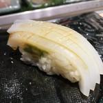 第三春美鮨 - 障泥烏賊 2.2kg 定置網漁 神奈川県佐島