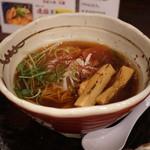 近松 - ☆醤油らー麺お初(●^o^●)☆
