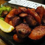 マルチョー - チョリソー炒め