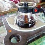 ヒロ コーヒーファーム - ホットコーヒーのお代わり