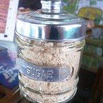 ヒロ コーヒーファーム - 砂糖は黒糖