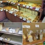 ラ・スール・リマーレ - 食パンの種類が多いかも
