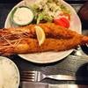 日本料理 志ぶ家 - 料理写真:大海老フライ膳 2400円