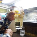 餃子屋麺壱番館 - ドリンク写真: