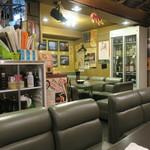 カヤシマ - 喫茶店とスナックを相半ばさせたような、ちょっと郷愁を誘う雰囲気2