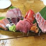 タカマル鮮魚店 - 上刺盛2,980円
