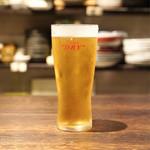 紅紅火火 - ☆生ビール