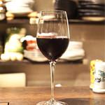 紅紅火火 - ☆グラスワイン赤