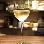 紅紅火火 - ☆グラスワイン白