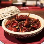 紅紅火火 - 料理写真:国産黒毛和牛のミスジが100g!