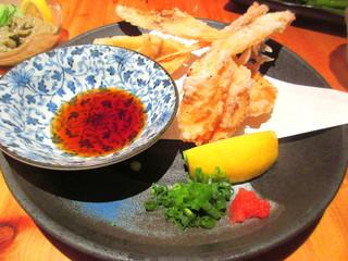 魚料理の店 鮮魚まるふく - 白さばふぐの唐揚げ