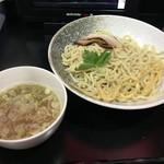 69037122 - つけ麺(塩)大盛り