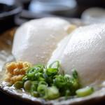 湯葉丼 直吉 - 湯葉丼+湯葉刺しセット@1,520円