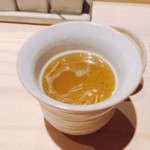 鳥かど - 2017.6.  鶏スープ
