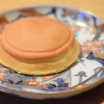 菜の花 - 料理写真:九頭龍餅