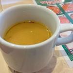 ビンディカ - スープ(Aランチ)